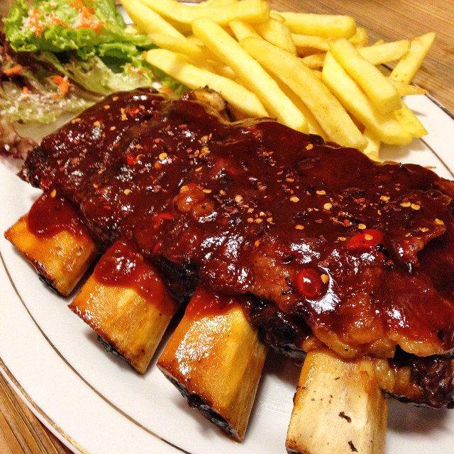Senarai Restoran Western Halal Sekitar Kl Dan Selangor Gaya