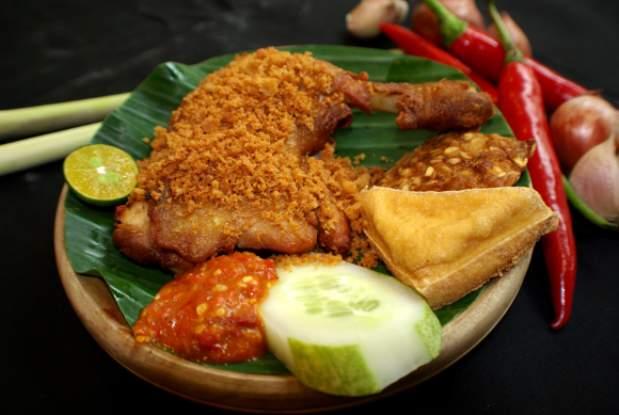 Cara Memasak Ayam Penyet Jom Masak Makanan Resipi