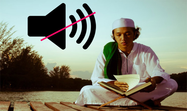 Baca Al Quran Sangat Digalak,Yang Tak Boleh Galak Membaca Dengan Kuat