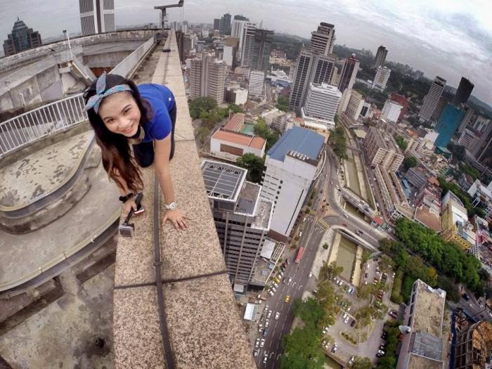 'Selfie' Ekstrim, Apa Yang Kamu Dapat? Kepuasan Atau Menempah Maut?