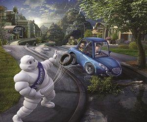 Perjalanan Lancar dan selamat dengan tayar Michelin