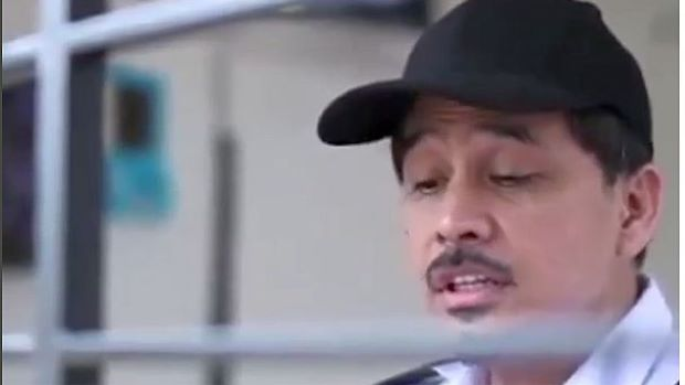 Salah Ke Saya Berlakon Watak Pak Guard? - Shah Rezza