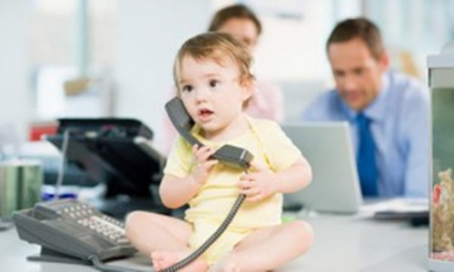 Runsing Anak Ada Bersama Ketika Sibuk Kerja? Ikuti Tip Ini