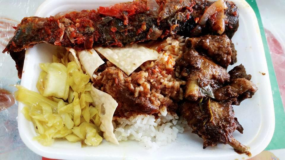 Jom Serbu Nasi Kaya, Harga RM3 Saja!