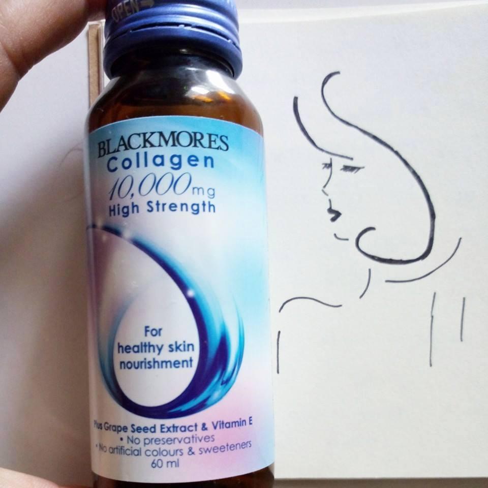 Serbi Dunia Cara Menghilangkan Flek Hitam Di Wajah: Blackmores Collagen Serlahkan Kecantikan Dalaman Wanita