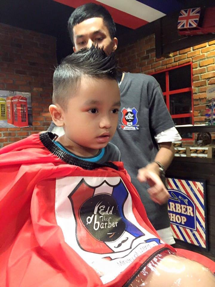 Gaya Rambut Anak Lelaki Boleh Kalah Si Ayah - Keibubapaan ...