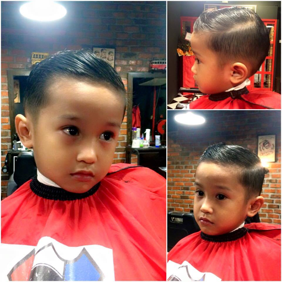 Gaya Rambut Anak Lelaki Boleh Kalah Si Ayah Famili Gaya Hidup - Gaya rambut anak perempuan ke sekolah