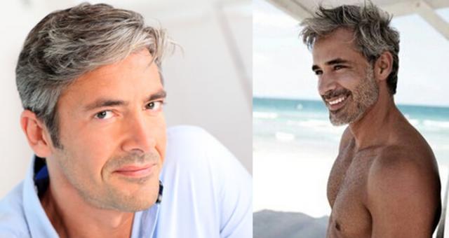 [Lelaki] Atasi Rambut Beruban Dengan Kulit Kentang