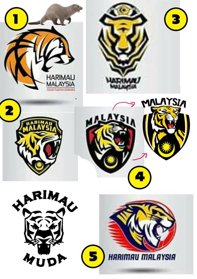 komen pedas buat logo harimau malaysia quotadakah itu