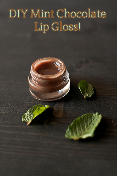 DIY Lipgloss Choco Mint, Cantik Sepanjang Masa