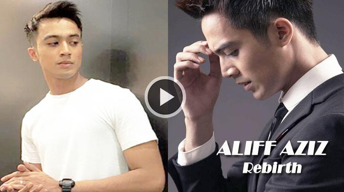 Lama Menyepi, Aliff Aziz Kini Jadi Hero Drama Bersama Mira Filzah?