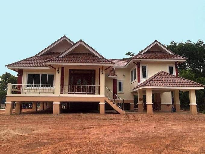 Rumah kampung versi moden, bila boleh dimiliki !!
