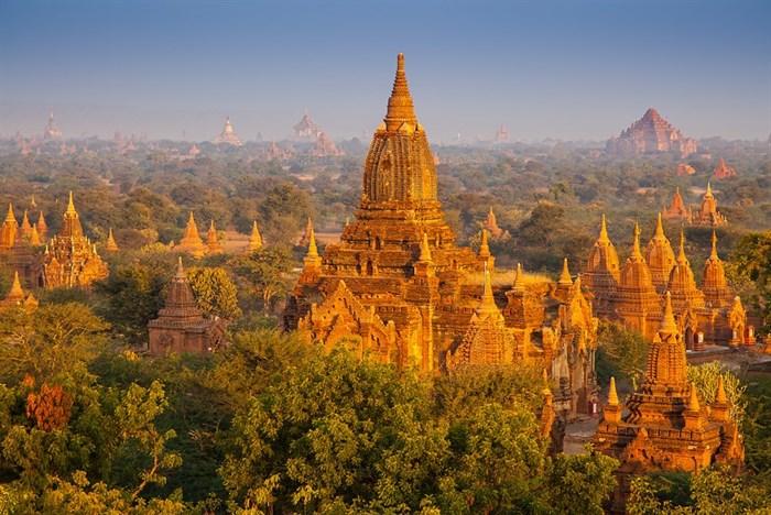 Myanmar, Tanah Emas Yang Penuh Kerohanian
