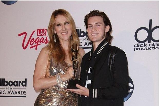 Kemunculan Anak Menyentuh Hati Celine Dion