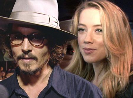 Perintah Mahkamah Melarang Johny Deep Dekati Isterinya, Amber Heard
