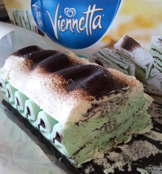 Fuh Meleleh Air Liur Tengok Kek Ais Krim Viennetta Ini Dihasilkan