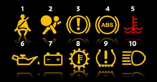 Perlu Tahu Fungsi 13 Simbol Pada Dashboard Meter Kereta Gaya Hidup Cari Infonet
