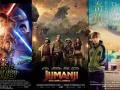 【电影好坏】《Star Wars》VS《Jumanji》VS《解忧杂货店》
