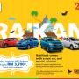 无须等到6月1日,本地两家汽车公司即时提供优惠!