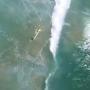 全球首例!无人机海滩救人,比救生员更快