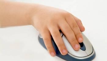鼠标手不再是电脑族的专利,小孩子也会患上!
