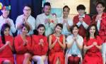 Astro 贺岁主题曲《好运鼠于你》正式开拍 逾 60 位艺人集结一起发现幸福