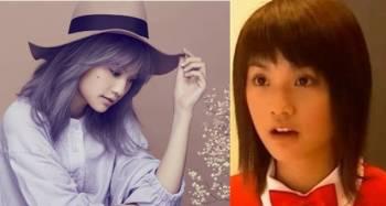杨丞琳16岁演《流星花园》就像上辈子的事!她原本的角色是?