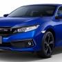 小改款Honda Civic泰国发布 预计明年登入大马