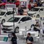 汽车市场缩水?新车销量2017年11月续上升