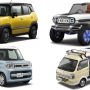 有型有款、秀气可爱...... Suzuki将展出多款概念车!