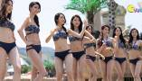 韩国小姐选美大会来了!网民恨批:复制人