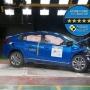 安全可靠!3款轿车高分通过撞击测试