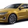 """全新一代Hyundai Sonata官图发布  告别""""Uncle""""车设计取向!"""