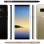 24日接受预购  三星Galaxy Note 8豪送好康!