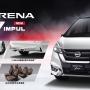 Nissan Serena J IMPUL正式推出 钻石绗缝豪华皮革展豪华
