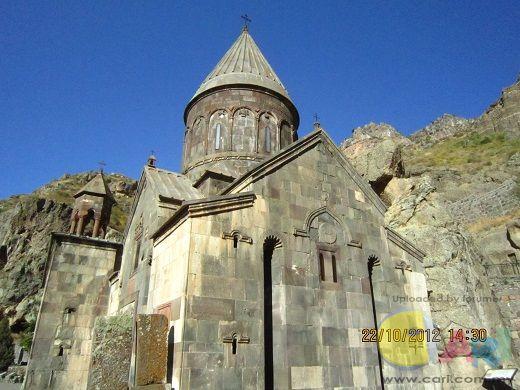 乔治亚的修道院