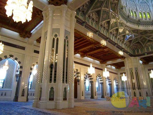 Oman 皇家回教堂
