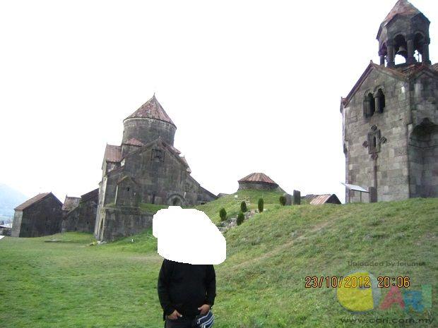 Monasteries in Armenia