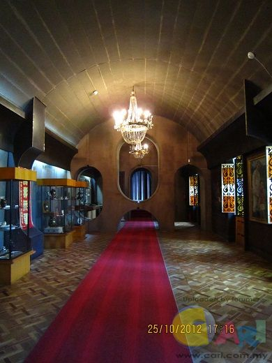 乔治亚的史大林博物馆