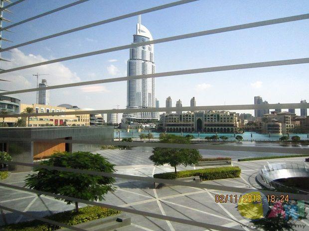 迪拜最高楼