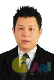 JCI Achiever 2010會長 Wong Yew Loong