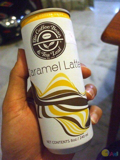 Coffee - The Coffee Bean & Tea Leaf Caramel Latte.jpg