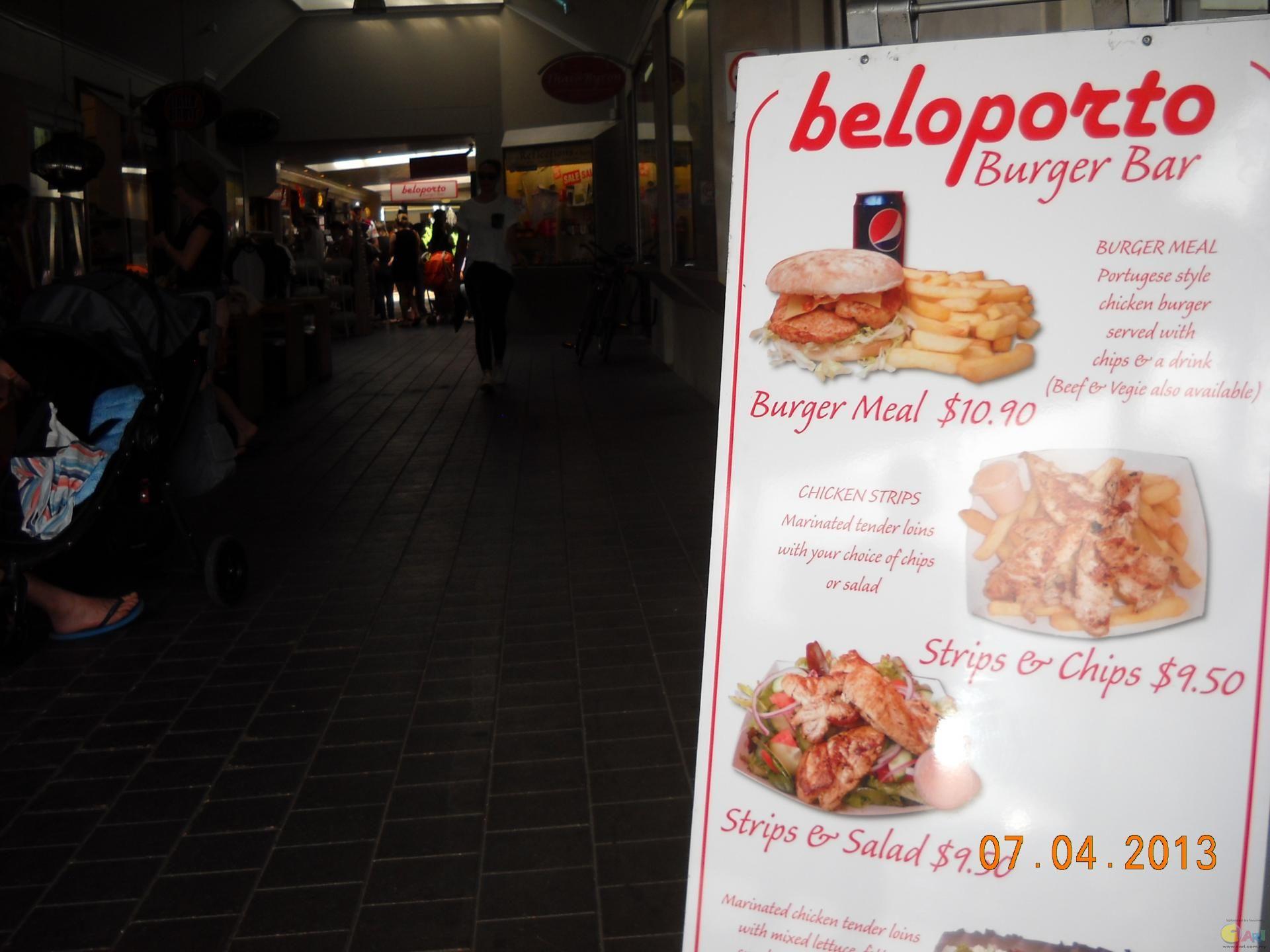 beloporto burger bar