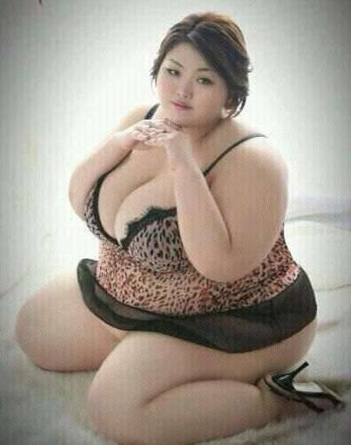 фото толстых азиаток