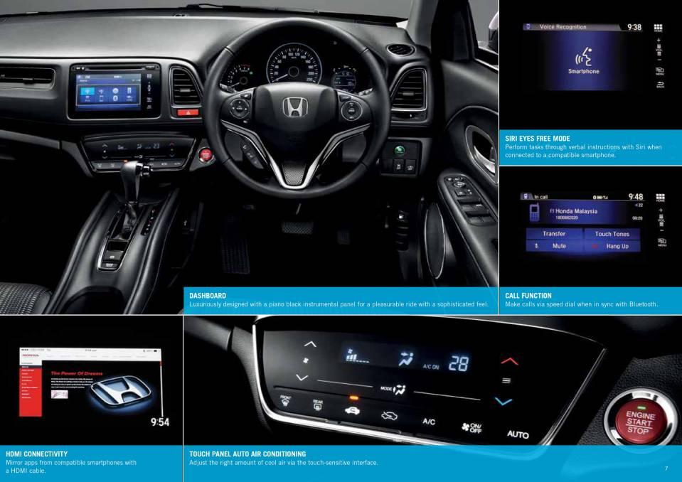 HDMI、蓝牙、车盘音量控制、冷气电子触摸(只限于V而已)