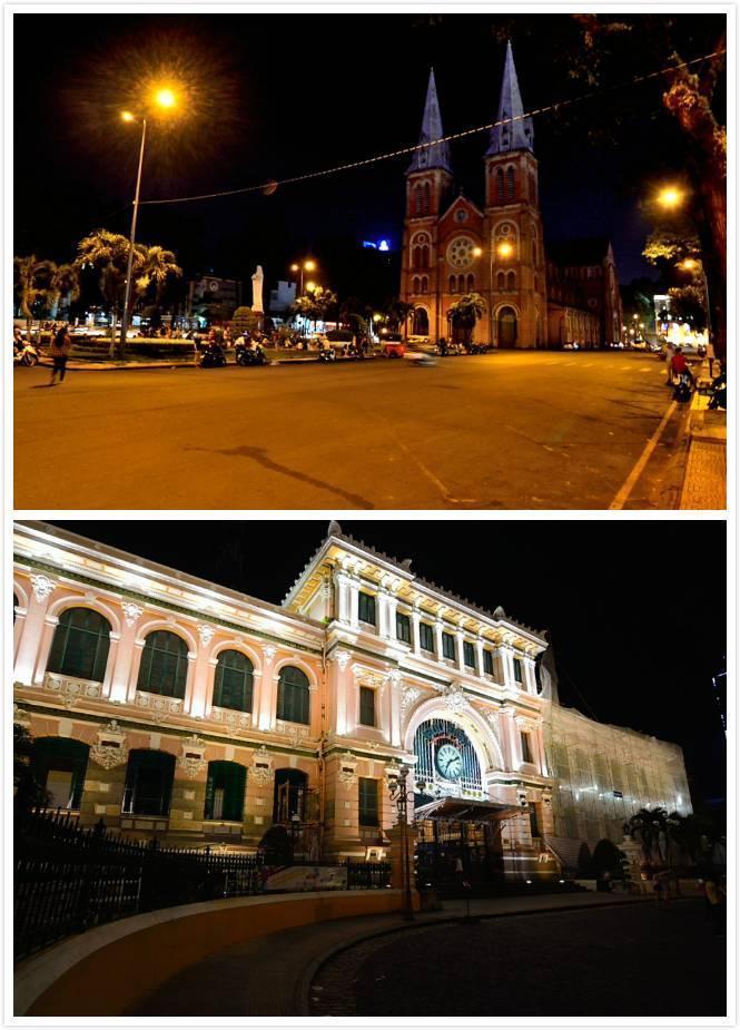 SaigonChurch_Night