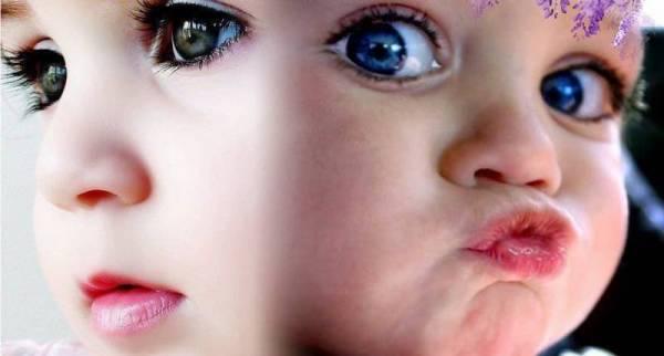 怀孕时这样吃,宝宝眼睛就会非常美丽!
