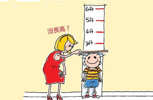 都吃到哪里去?我的孩子身高正常吗?