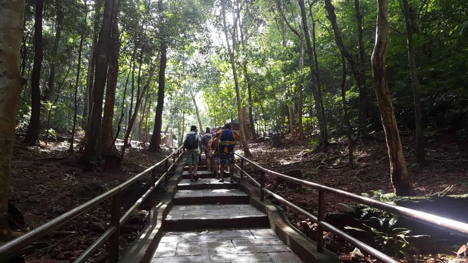 Pulau Dayang Bunting Lake