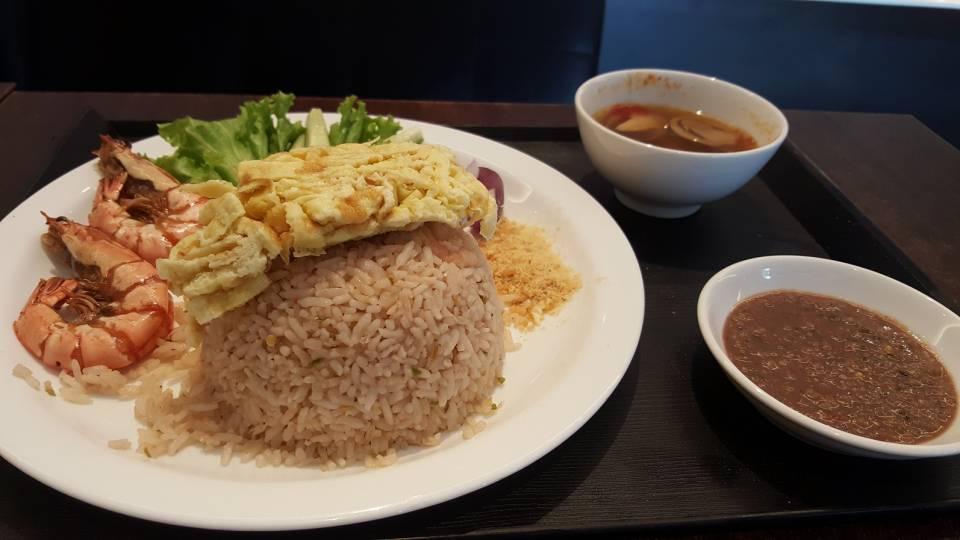 泰式炒饭-真的很好吃 RM 17.90